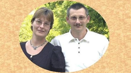 Gerhard und Andrea Hanuja